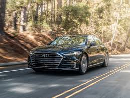 2019 Audi A8 First Review Kelley Blue Book Inside 2019 Audi A8 Mpg ...