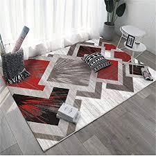 de teppich gute qualität esszimmer teppiche rot
