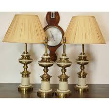 Stiffel Floor Lamps Ebay by Antiques Atlas Rare Set Of 4 Stiffel Lamps