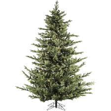 Frasier Christmas Tree by Fraser Hill Farm Pre Lit 7 5 U0027 Foxtail Pine Artificial Christmas