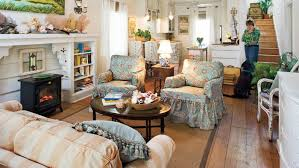Southern Living Living Room Furniture by Slipcovered In Style Southern Living