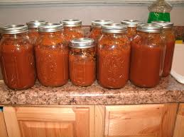 Water Bath Canning Pumpkin Puree by Canning West Virginia Mountain Mama