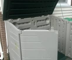 Rubbermaid Shed Assembly Time by Modifying A Horizontal Storage Shed 5 Steps With Pictures