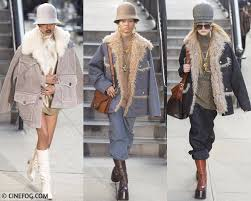 Jackets Fall Winter 2017 2018 Fashion Trends Beige And Blue Oversized With