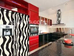 10 Photos To Zebra Kitchen Decor