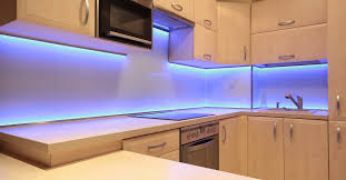 amazing kitchen lighting ideas with inspired led cabinets and