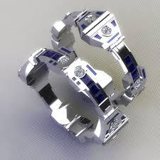 R2d2 Wedding Rings Best 25 R2d2 Ring Ideas Pinterest Star Wars