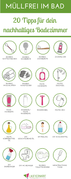 nachhaltig im bad das plastikfreie badezimmer inkl