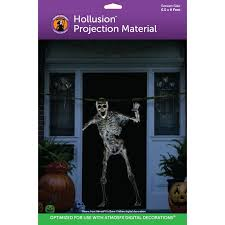 Halloween Ghost Hologram Projector by Brothers Hollusion Projection Material 5 5 Ft X 9 Ft For Creating