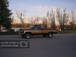 100 The Fall Guy Truck 1978 4x4