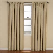 White Double Curtain Rod Target by Kitchen Green Coral Curtains At Target Near White Windows Target