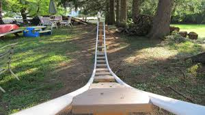PVC Roller Coaster (On-Ride POV) - YouTube Worlds Smallest Roller Coaster Located In Queens New York City Outnback Negative G Backyard Roller Coaster Album On Imgur Homemade Pvc Rollcoaster Daytime Pov1 Youtube Home Byrc Rdiy Timbliner Back Yard Overview Indiana Oddities Amazing Diy Rollcoaster Video 2016 Daily Heart Beat This Awesome Grandpa Makes An Epic For His Designing A Safe With Paul Gregg Coaster101 Building The