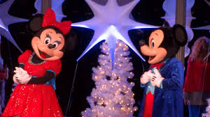 Fashion Island 2015 Christmas Tree Lighting Ceremony With Mickey