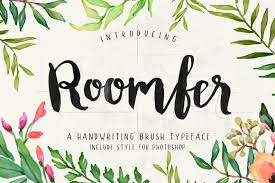 Roomfer Font Style Photoshop