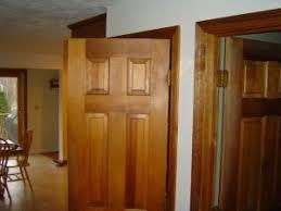 Hollow Masonite Doors vs Solid Wood Doors