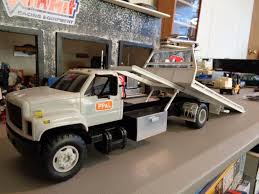 Gmc Flatbed Tow Truck   Www.topsimages.com