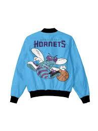 خنق مدرسة حضانة غير ملائم vintage hornets jacket