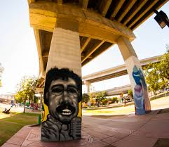 Chicano Park Murals Restoration by Photos Chicano Park Day Memories Kpbs