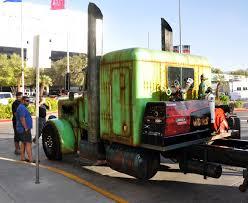 100 Rat Rod Semi Truck Just A Car Guy The Welder Up Crew Brought A Newish Semi To SEMA