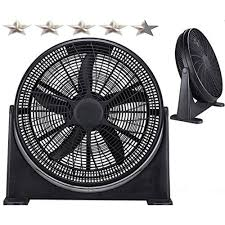High Velocity Floor Fan Chrome by Indoor Lasko Box U0026 Floor Fans Portable Fans The Home Depot
