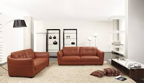 Alessia Leather Sectional Sofa by Modern Living Room Sofa For Family Coziness Roy Home Design