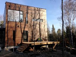 100 Cubic House Photo 2 Of 5 In Cozy Cubic House In The Forest By Daniel Desmarais
