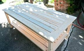 Wooden Pallet Patio Furniture Plans by Outdoor Coffee Table Plan Pallet Patio Table Part Ideas Coffee