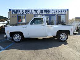 100 Chevy Stepside Truck For Sale For Sale 1972 C10 Pickup In Lodi