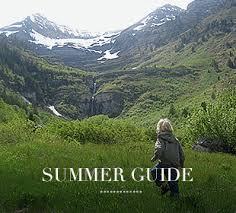 Summer Winter Nature Activities Sundance Utah Adventure Sundnace