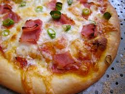 Easy Homemade Pizza Dough And Freezeable