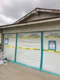 Popcorn Ceiling Asbestos Removal by Asbestos Removal Guardian Environmental Services