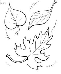 Unique Fall Leaves Coloring Pages 28 On For Kids With
