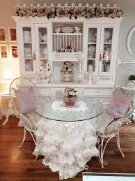 Country Chic Dining Room Ideas by 50 Shabby Chic Dining Room Ideas That Every Will Love 2017