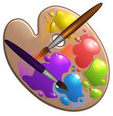 Painters Pallet Clip Art