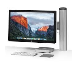 Imac Monitor Desk Mount by Bretford Mobilepro Desk Mount Apple