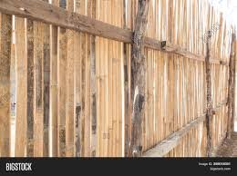 100 Bamboo Walls Old Weave Image Photo Free Trial Bigstock