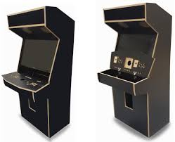 Diy Arcade Cabinet Flat Pack by Arcade Cabinet Kit For 32