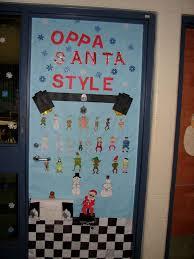 Unique Christmas Office Door Decorating Idea by Backyards Door Decorating Contest Ideas Christmas Army Christmas