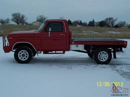 100 1978 Ford Truck For Sale FORD F250 4X4 XLT RANGER