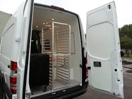 Catering Van Conversion 2 3 4 5 6