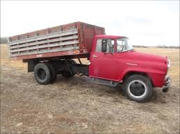 1959 International A160 Grain Truck For Sale | Sold At Auction March ...