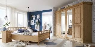 rimini massivholz schlafzimmer kiefer massivholzmöbel in