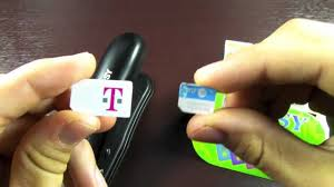 How To Cut Sim & Make a Micro Sim Card For iPhone 4S 4 & iPad 3G 1