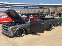 Chuck Johnson's Octane And Iron-Built 1970 Chevy C10 Wins Chevy ...