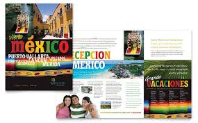 Creative Travel Brochures Marketing Ideas