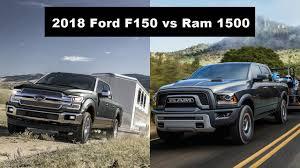 100 Compare Trucks 2018 Ford F150 Vs Ram 1500 Trucks Autopromag USA