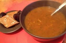 cuisine marocaine harira harira marocaine le régime selon nono