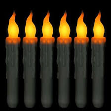 Halloween Flameless Taper Candles by China Led Taper Candles Factory And Manufacturers Wholesale Led