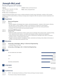 Electrical Engineering Resume: Sample & Writing Guide (20+ ... View This Electrical Engineer Resume Sample To See How You Cv Profile Jobsdb Hong Kong Eeering Resume Sample And Eeering Graduate Kozenjasonkellyphotoco Health Safety Engineer Mplates 2019 Free Civil Examples Guide 20 Tips For An Entrylevel Mechanical Project Samples Templates Visualcv How Write A Great Developer Rsum Showcase Your Midlevel Software Monstercom