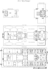 Ms Westerdam Deck Plans by Holland America Line Mv Dalerdijk Delftdijk U0026 Duivendijk Deck Plans